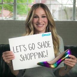fare shopping con sarah jessica parker contest