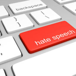 Regolamento sull'hate speech approvato dall'AGCOM