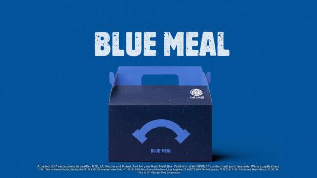 Arrivano i Real Meal di Burger King: perché