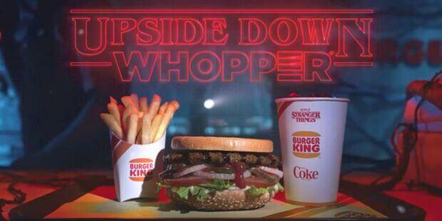 Il nuovo whopper di Burger King: ecco il panino (dal)