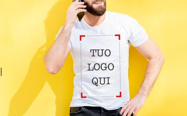 Una t-shirt personalizzata? Nonostante l'aura un po' vintage è ancora un buon modo per fare branding