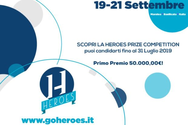 Heroes meet in Maratea 2019