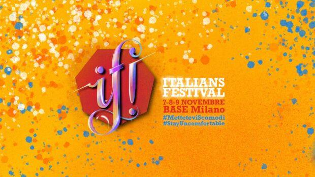 IF! Italians Festival 2019