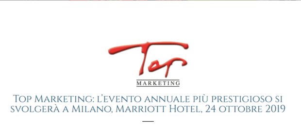 Top marketing 2019
