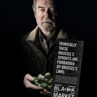 black supermarket di Carrefour imprenditori agricoli