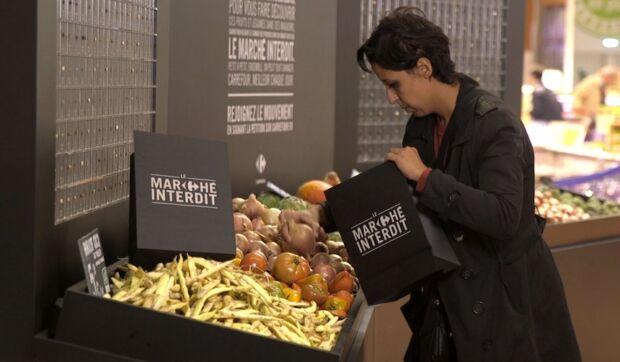 Il Black Supermaket di Carrefour: ovvero, vendere prodotti proibiti per valorizzare la biodiversità agro-alimentare
