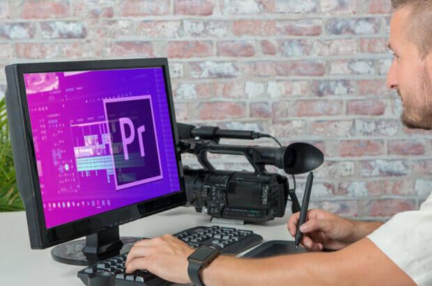 Adobe Premiere Pro CC: da principiante a esperto