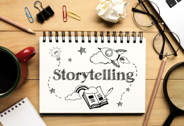 Corso Storytelling per il marketing