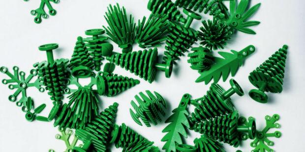 Lego cerca alternative alla plastica per i suoi mattoncini, ma è una grande sfida