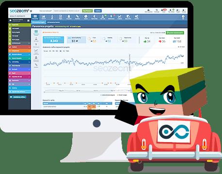 SEOZoom: una suite completa per la SEO professionale