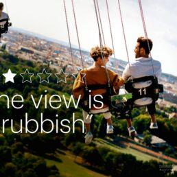 Unrating Vienna: recensioni negative per promuovere la città