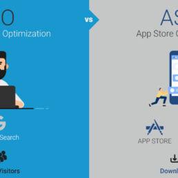 App store optimization seo vs aso