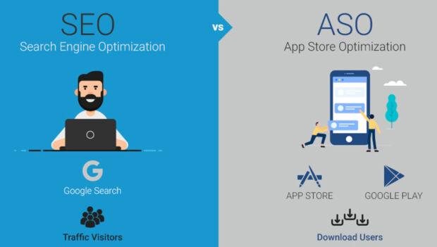 App store optimization: sette motivi per cui non andrebbe trattata come la SEO per mobile