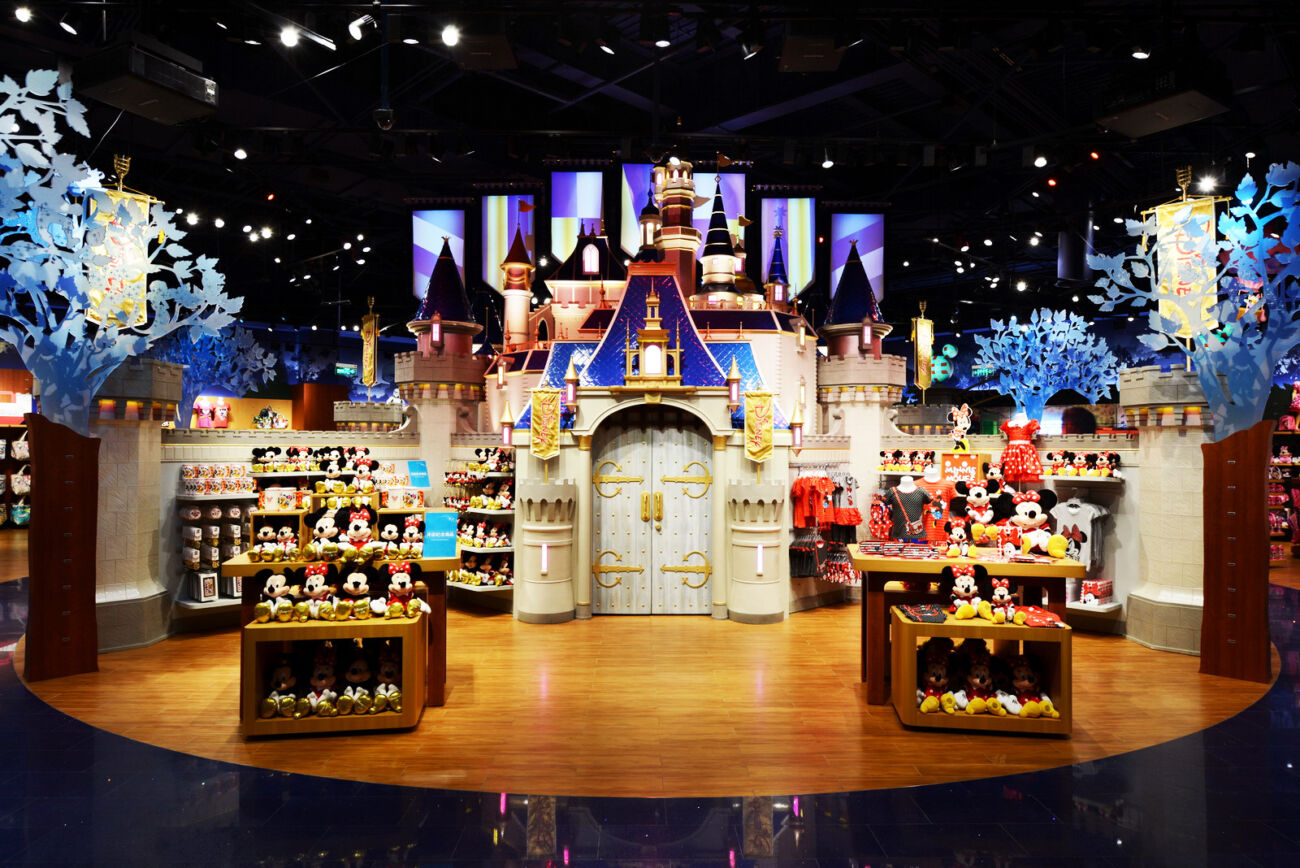 Disney Store in Cina. Fonte: Business Wire
