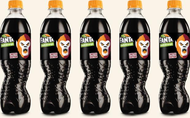 Fanta Dark Orange