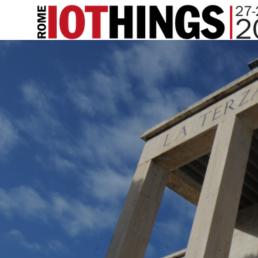 IoThings Rome 27 novembre 2019