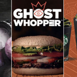 Le iniziative dei brand per Halloween 2019: dal Ghost Whopper di Burger King all'impegno sociale di Budweiser