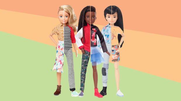 Così con le Barbie ungendered Mattel dice, finalmente, la sua sui giocattoli per bambine e per bambini