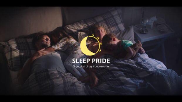 Con Sleep Movement Ikea festeggia i trent'anni di alleanza con gli italiani che vogliono dormire bene