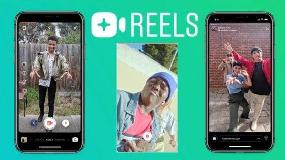 Instagram Reels: così il social sfida TikTok