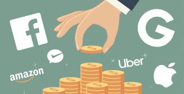 Da Facebook Pay a Google Cache: cosa succede quando i big del tech entrano nel mercato dei servizi finanziari?