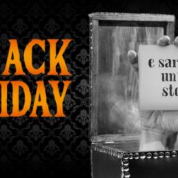 black friday pubblicità unieuro