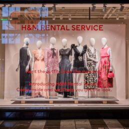H&M capi a noleggio este