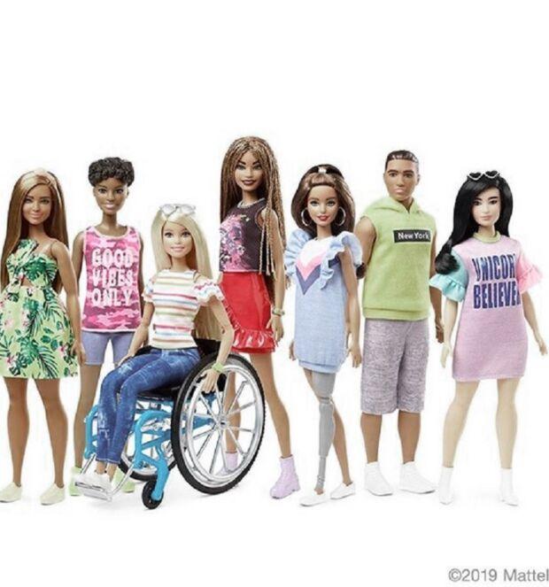 Restyling di Barbie e la fine dei giocattoli