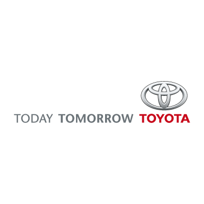 Slogan Today Tomorrow Toyota