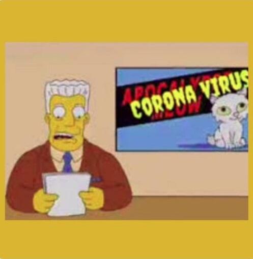 coronavirus i simpson