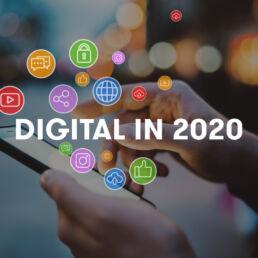 Digital 2020 di We Are Social: numeri e tendenze