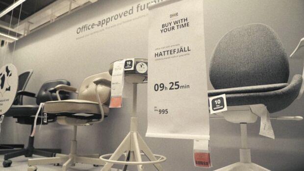 Pagare con il proprio tempo? Presso Ikea Dubai è possibile