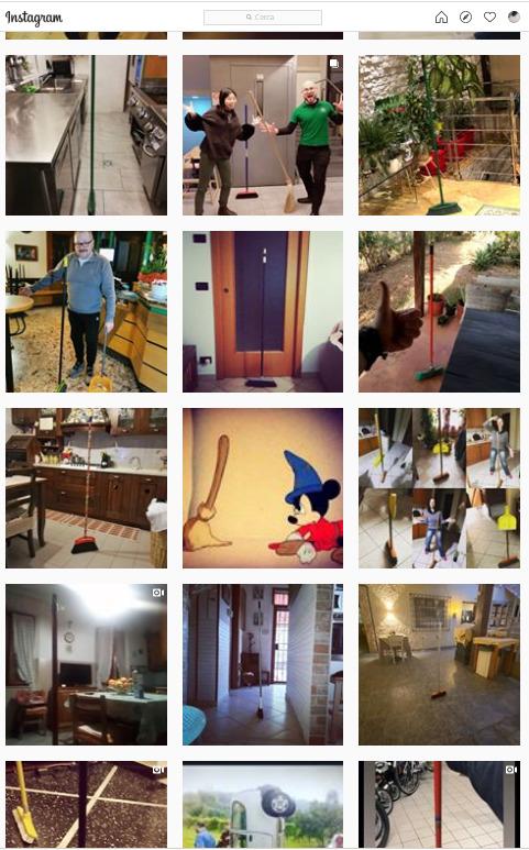 broomstick challenge instagram