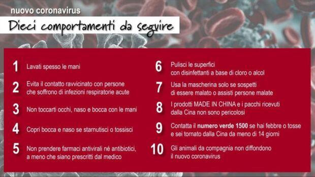 infodemia e coronavirus
