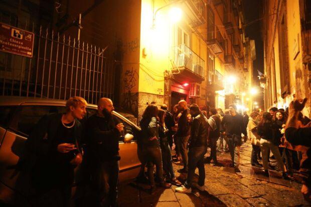 jameson il whiskey del tuo quartiere Napoli centro storico