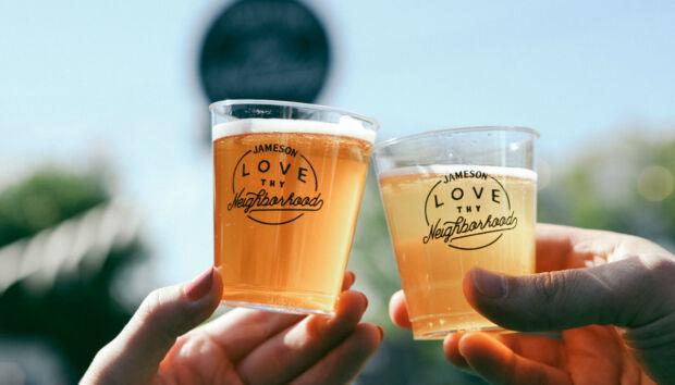 Jameson Loves Neigborhood: il whiskey irlandese riqualifica le città