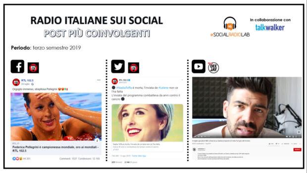 radio italiane sui social calo engagement