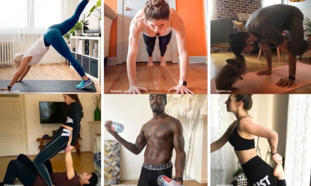 La nuova campagna di Nike invita ad allenarsi in casa, «perché ora più che mai siamo una sola squadra»