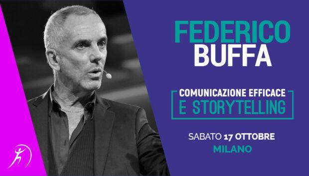 Comunicazione efficace e storytelling con Federico Buffa