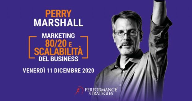 Strategie di crescita esponenziale con Perry Marshall