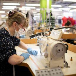 Brand di moda contro il coronavirus iniziative