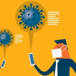 Coronavirus sui social: un'analisi delle conversazioni