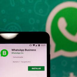 Coronavirus WhatsApp Business come utile alleato