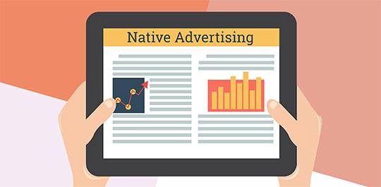 Marketing editoriale: la native advertising che piace agli investitori ed è