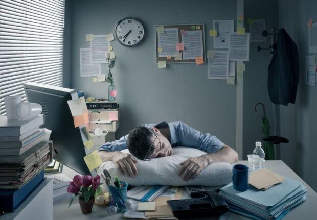 Workaholism