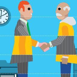 gap generazionale in azienda