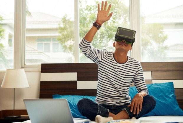 Ansia e stress da coronavirus: come il mondo digitale e la realtà virtuale possono aiutare in quest'emergenza