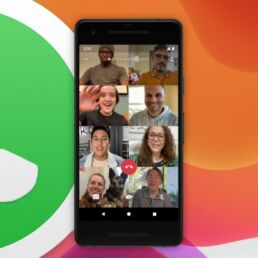 Whatsapp: in arrivo le videochiamate di gruppo fino ad 8 persone