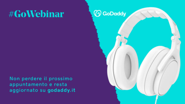 SEO per startup e PMI: tutti i segreti con Matteo Monari nel terzo webinar di una serie firmata GoDaddy