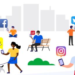 italiani e social media 2020